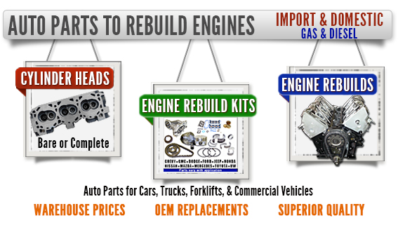 engine rebuild parts
