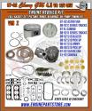 87-92 Chevy GMC Truck 4.3 V6 engine rebuild kit vin z