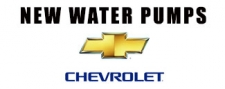 Chevy GM water pumps