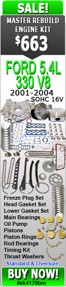 1997 ford 5.4 engine rebuild kit