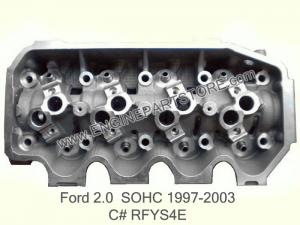 97-03 Ford 2.0 focus SOHC cylinder head RFYS4E