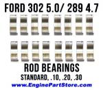 68-72 ford 302 5.0 rod bearings