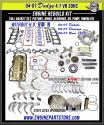 04-07 dodge suv truck 4.7 v8 engine Rebuild kit vin n