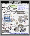 97-99 F150 Expedition 4.6 V8 engine rebuild kit vin w