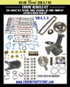 65-68 Ford 4.7 289 engine rebuild kit