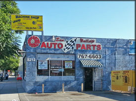 Valley Auto Parts & Engines Part Store